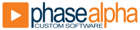 Custom Software & Application Development Company - PhaseAlpha